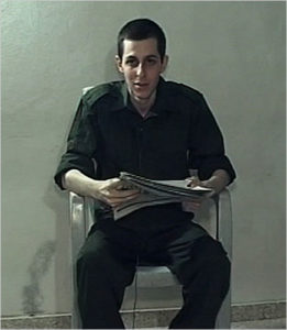 Agence France-Presse — Getty Images A photograph taken from video released in October by Israeli authorities shows captured Israeli soldier Gilad Shalit at an undisclosed location in the Gaza Strip.