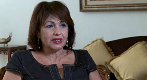 In 1970, Linda Menuchin and her brother left Baghdad for Israel, keeping their flight secret from their father. (CBN News)
