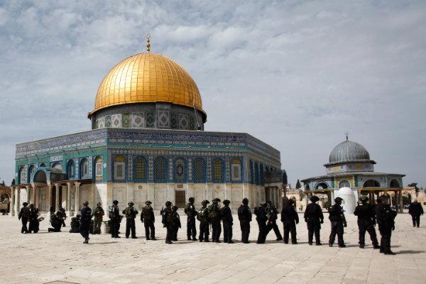 Police nab Temple Mount terrorists
