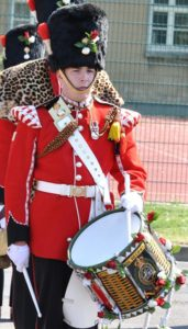 Drummer Lee Rigby, of the British Army's 2nd Battalion The Royal Regiment of Fusiliers, is seen in an undated photo.