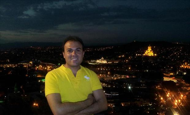 U.S. Pastor Saeed Abedini in this undated AP photo