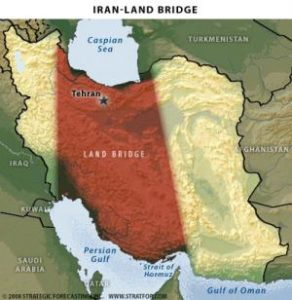 Iran Land bridge