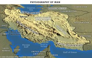 Iran Physiography
