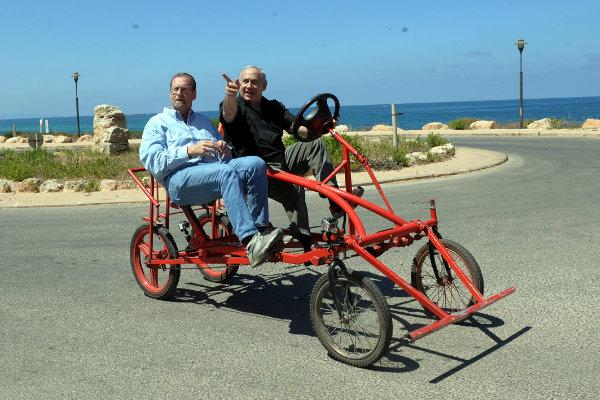 Netanyahu as tour guide royaltour