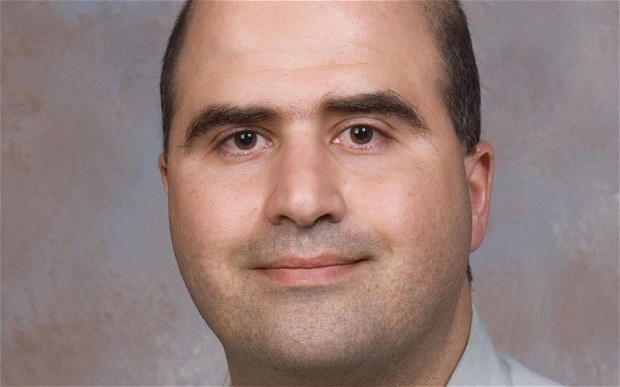 Nidal Malik Hasan in 2007 / Photo: AP