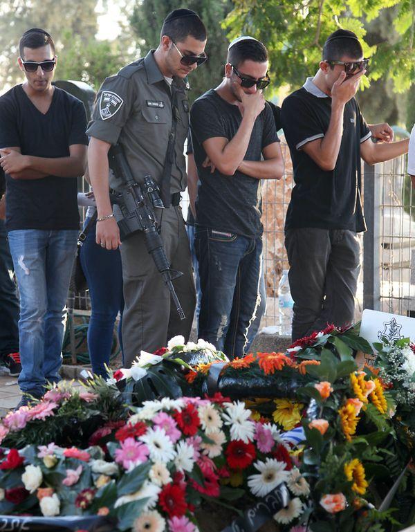 IDF soldier Hazen funeral