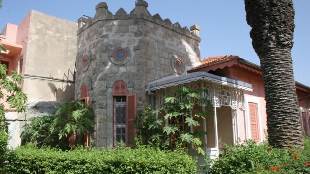 Nili Museum (photo credit: Shmuel Bar-Am)