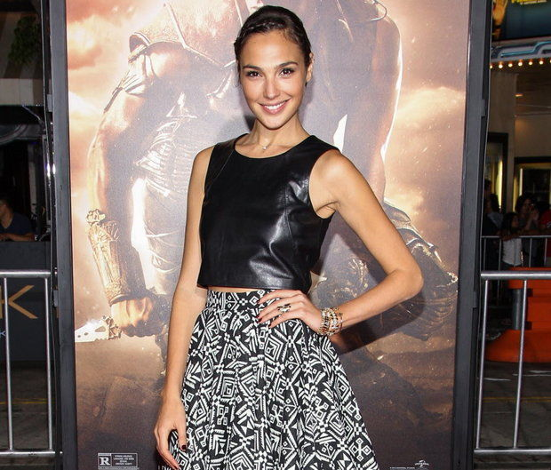 "Actress Gal Gadot will portray DC Comics' Wonder Woman in the ""Man of Steel"" sequel, Warner Bros. announced today. (AP Photo)"