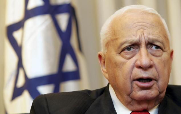 Ariel Sharon lsc