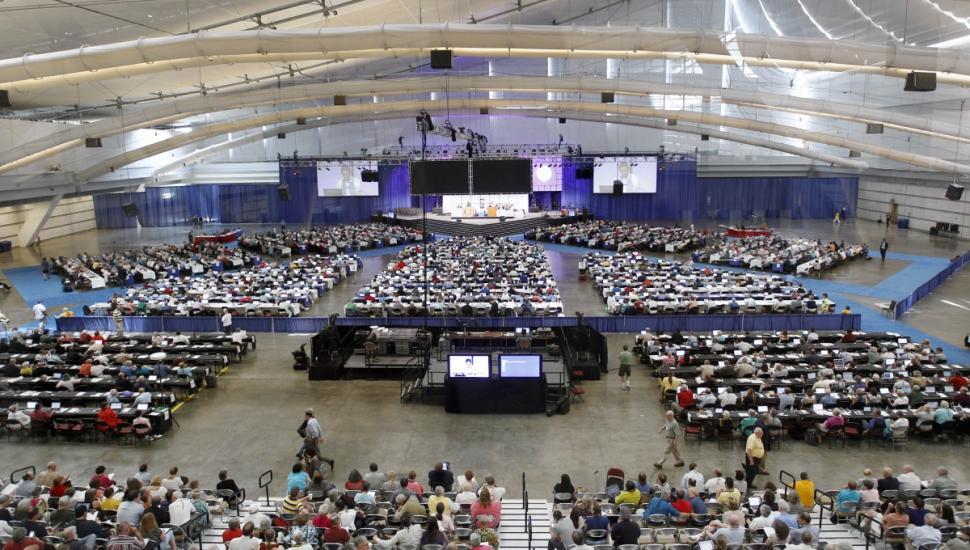 Presbyterians vs. Israel Keith Srakocic / AP
