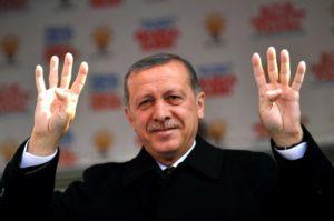 The slanderer. | Ozan Kose/AFP/Getty Images
