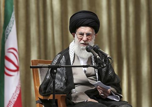 Ali Khamenei / AP
