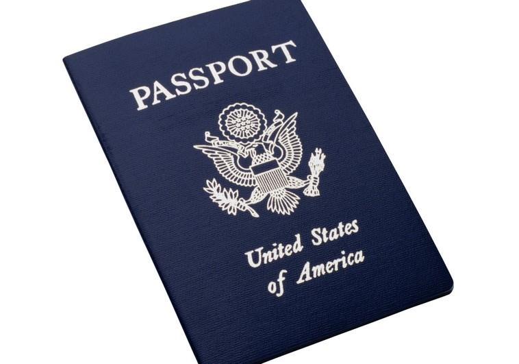 US passport [Illustrative]. (photo credit:INGIMAGE)