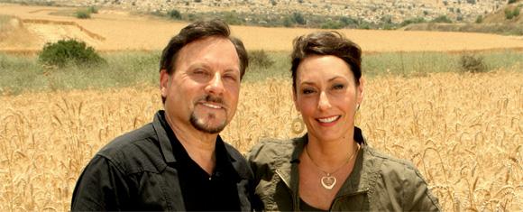 Myles and Katharine Weiss