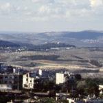 Nazareth toward Zippori