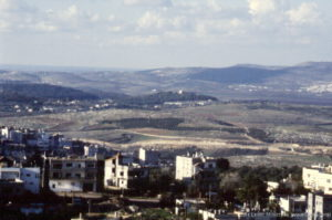 Nazareth toward Zippori