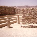 Synagogue at Masada