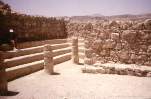 Synagogue at Masada
