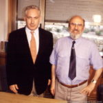 Zola and Benjamin Netanyahu
