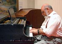 Zola on Piano