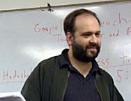 Todd teaching