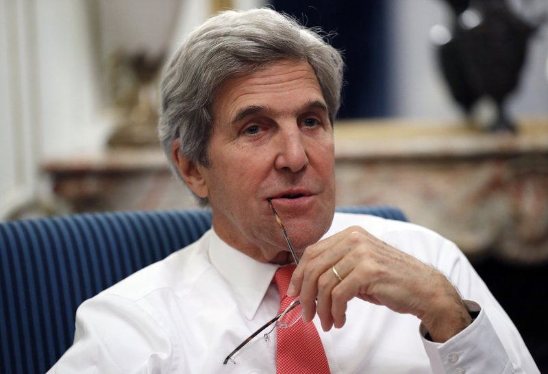 John Kerry Dick Kopf
