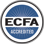 ECFA Accredited member seal