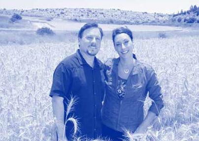 Myles & Katharine teaching in Israel